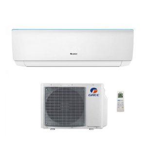 Инверторен климатик Gree Bora GWH09AAB/K6DNA4A WiFi, 9000 BTU, A++