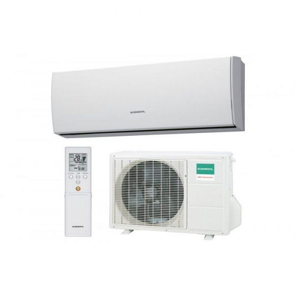 Инверторен климатик Fujitsu General ASHG07LUCA/AOHG07LUCA, 7000BTU, А++