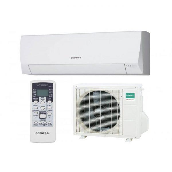 Инверторен климатик Fujitsu General ASHG09LLCC/AOHG09LLCC, 9000 btu, А++