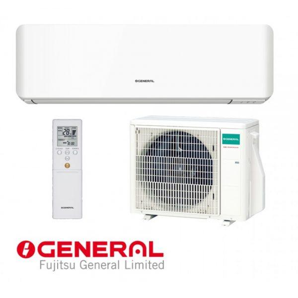 Инверторен климатик Fujitsu General ASHG12KMTA(B)/AOHG12KMTA, 12000 BTU, А++