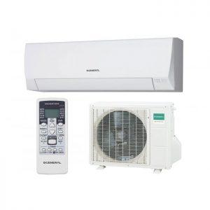 Инверторен климатик Fujitsu General ASHG012LLCC/AOHG09LLCC, 12000 BTU, А++