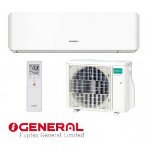 Инверторен климатик Fujitsu General ASHG24KMCC, 24000 btu, А++