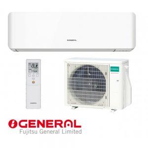 Инверторен климатик Fujitsu General ASHG24KMTA/AOHG24KMTA, 24000 BTU, А++