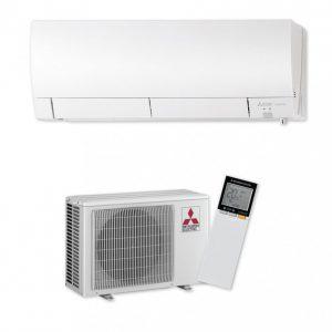Хиперинверторен климатик Mitsubishi Electric MSZ-FH35VE/MUZ-FH35VE, 12000 btu, А+++