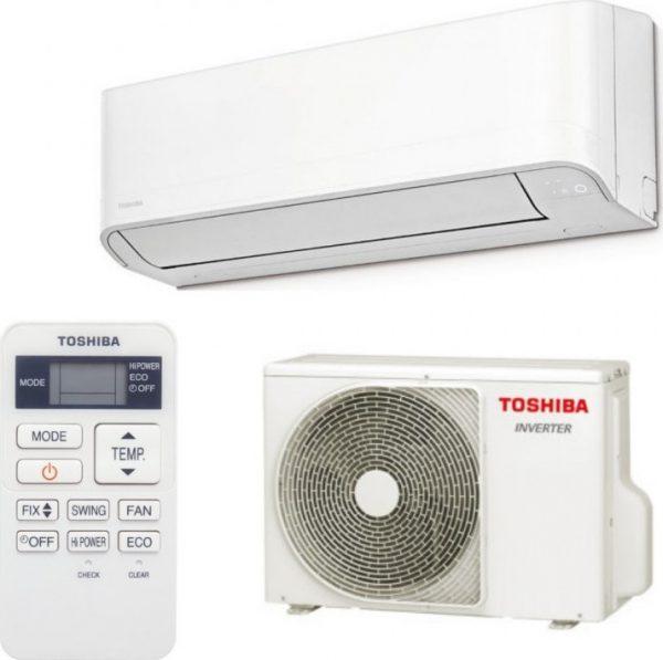 Инверторен климатик Toshiba RAS-B24J2KVG-E-RAS-24J2AVG-E SEIYA, 24 000 BTU, A++