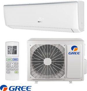 Инверторен климатик Gree Bora Eco GWH24AAD-K6DNA4A-I/GWH24AAD-K6DNA1A-0 WiFi, 24000 BTU, A++