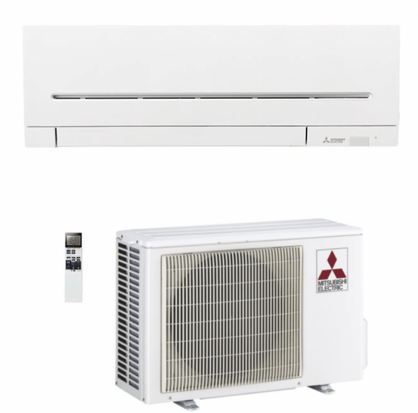 Инверторен климатик Mitsubishi Electric MSZ-AP25VG/MUZ-AP25VG, 9000 BTU, А+++