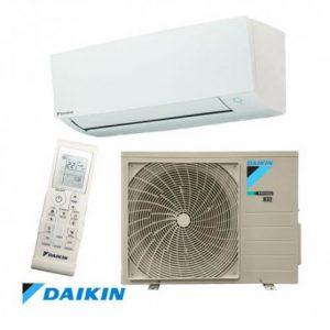 Инверторен климатик Daikin FTXC60B/RXC60B Sensira 2019, 21000 BTU, A++