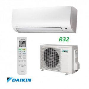 Инверторен климатик Daikin FTXP25L/RXP25L Comfora, 9000 BTU, A++
