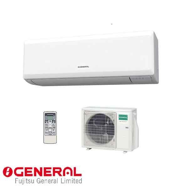 Инверторен климатик Fujitsu General ASHG09KPCA, 9000 BTU, А++