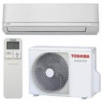 Инверторен климатик Toshiba RAS-B22J2KVRG-E SHORAI IONIZER, 22000 BTU, А++