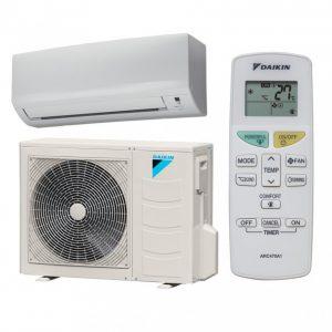 Инверторен климатик Daikin FTXB35C/RXB35C, 12000 BTU, A+