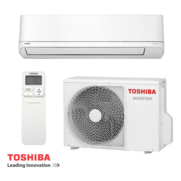 Инверторен климатик Toshiba RAS-B10PKVSG-E SHORAI, 10000 BTU, А++