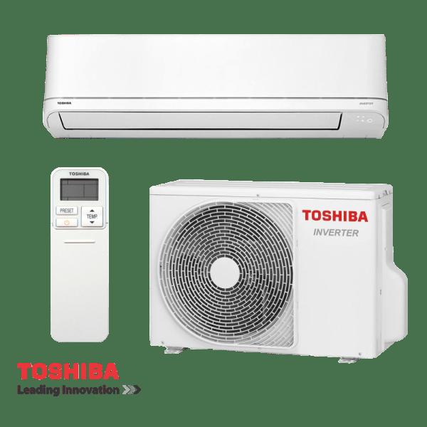 Инверторен климатик Toshiba RAS-B13PKVSG-E SHORAI, 13000 BTU, А++