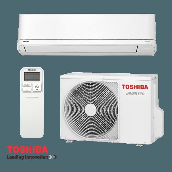 Инверторен климатик Toshiba RAS-18PKVSG-E SHORAI, 18000 BTU, А++