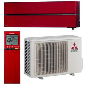 Хиперинверторен климатик Mitsubishi Electric LN25VGR Rubi Red , 9000 BTU, А+++