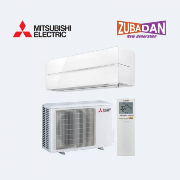 Хиперинверторен климатик Mitsubishi Electric LN35VGW NATURA WHITE ZUBADAN, 12000 BTU, А+++