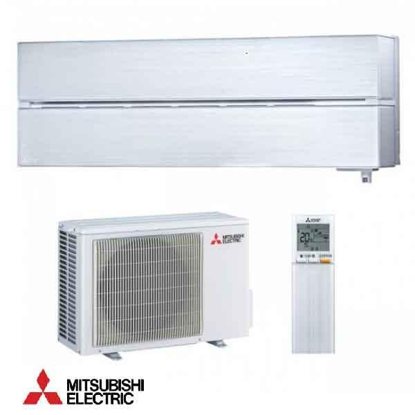Хиперинверторен климатик Mitsubishi Electric LN35VGV PEARL White, 12000 BTU, А+++