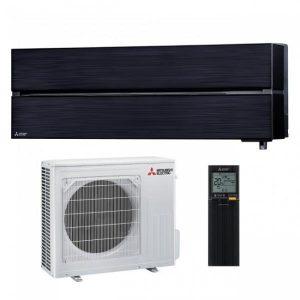 Хиперинверторен климатик Mitsubishi Electric LN50VGB Onix Black, 18000 BTU, А+++