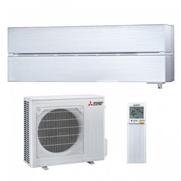 Хиперинверторен климатик Mitsubishi Electric LN50VGV PEARL White , 18000 BTU, А+++