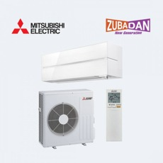 Хиперинверторен климатик Mitsubishi Electric LN50VGW NATURE WHITE ZUBADAN, 18000 BTU, А++
