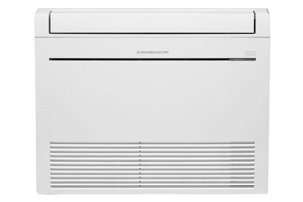 Подов климатик Mitsubishi Electric MFZ-KT25VG, 9000 BTU, А++