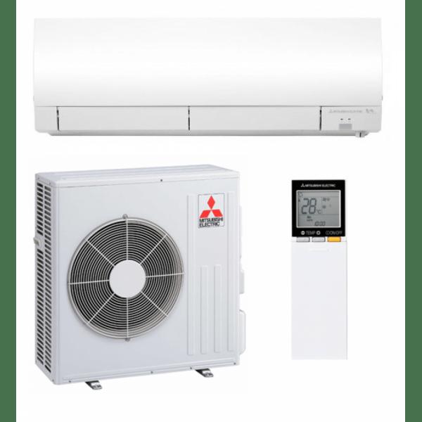 Хиперинверторен климатик Mitsubishi Electric MSZ-FH50VE/MUZ-FH50VEHZ ZUBADAN, 18000 BTU, А++