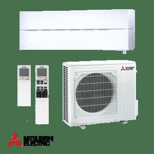 Хиперинверторен климатик Mitsubishi Electric NATURE WHITE LN50VGW , 18000 BTU, А+++