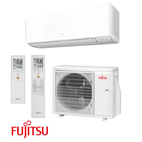 Инверторен климатик Fujitsu ASYG09KMTA/AOYG09KMTA, 9000 btu, А++