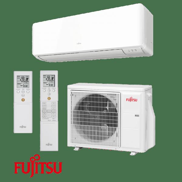 Инверторен климатик Fujitsu ASYG12KMTA/AOYG12KMTA, 12000 btu, А++