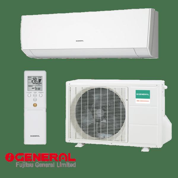 Инверторен климатик Fujitsu General ASHG09LMCA, 9000 btu, А++