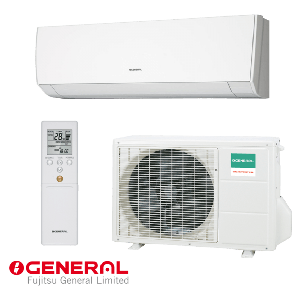 Инверторен климатик Fujitsu General ASHG12LMCA, 12000 btu, А++